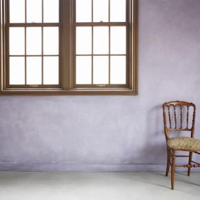 Concrete Floor Purple Wall