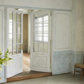 Concrete Floor East Door
