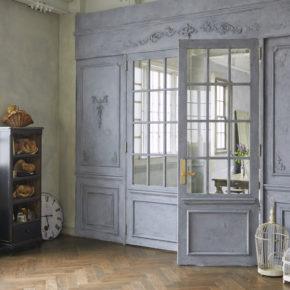 Wooden Floor West Door